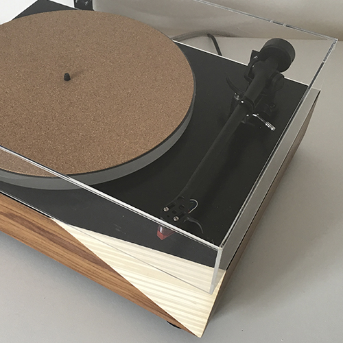 Restauration de platine vinyle