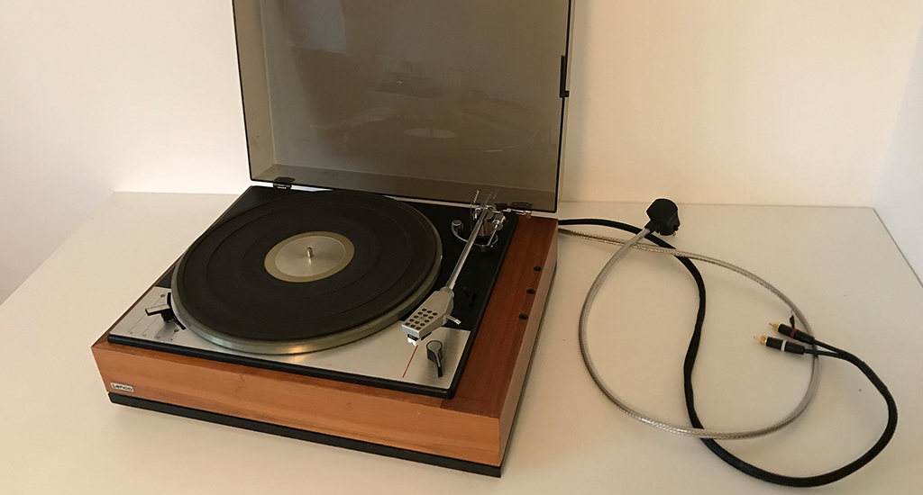 révision platine vinyle nantes