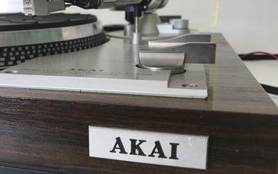 Akaï AP206C Présentation