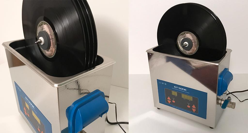 Machine vinyle