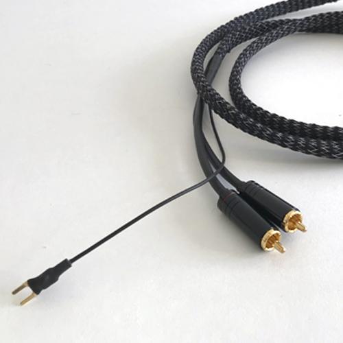 Câble modulation phono