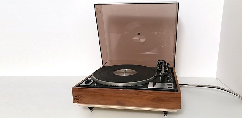 Platine vinyle Dual 1249