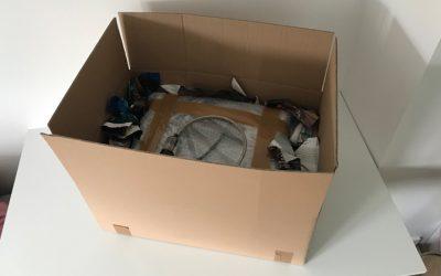 Comment préparer une platine vinyle pour l'envoi ?