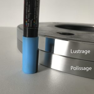 Lustrage plateau