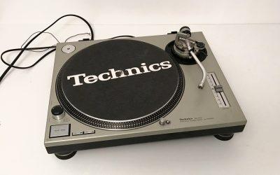 Technics SL-1200 mkII Présentation