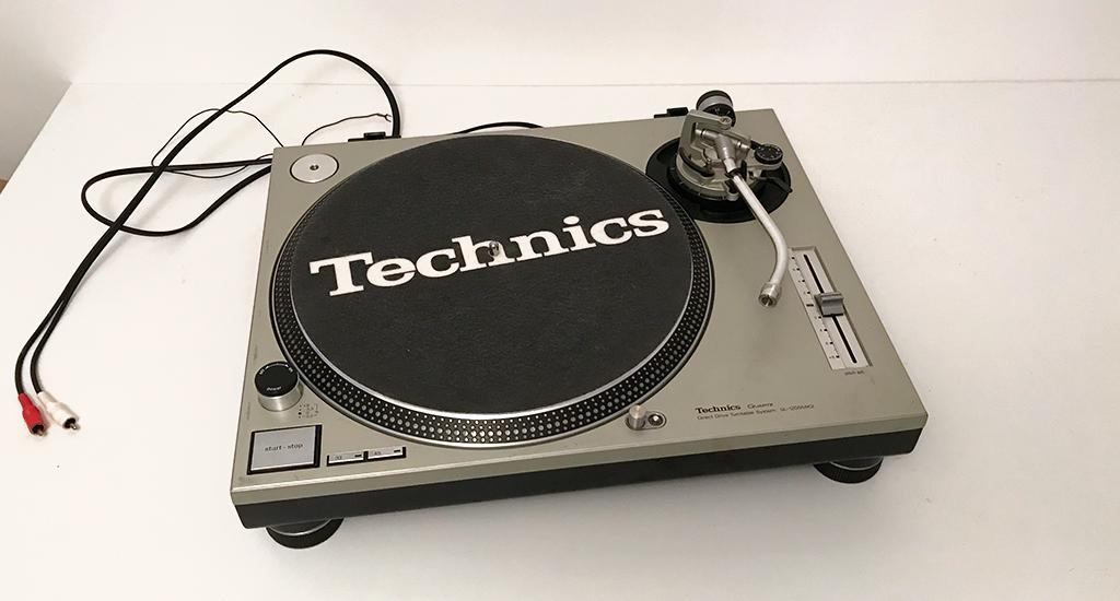 photo technics sl1200