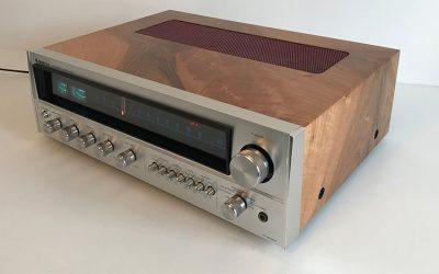 Amplificateur Sanyo DCX-8000K