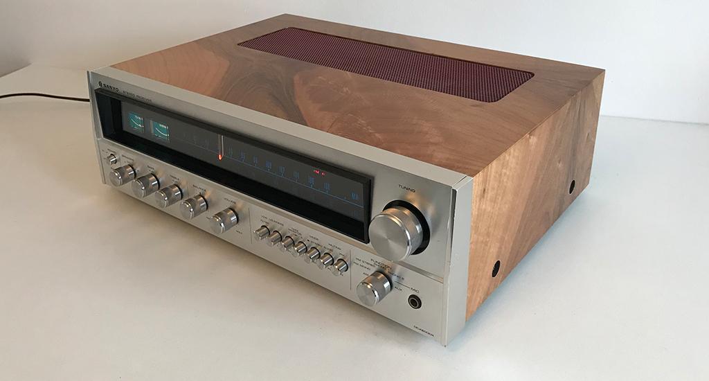 ampli sanyo dcx 6000K