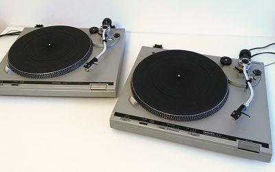 Technics SL-B2 & SL-B3 présentation