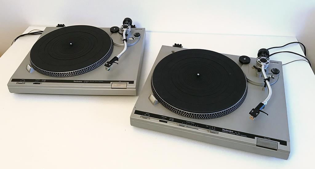 Technics SL-B2 SL-B3