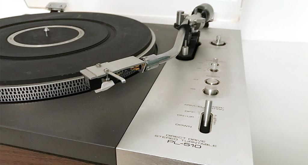 Pioneer PL510A