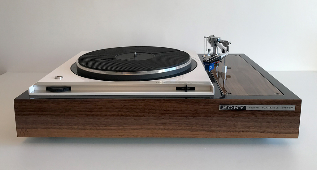 Sony TTS-3000 / Micro Seiki