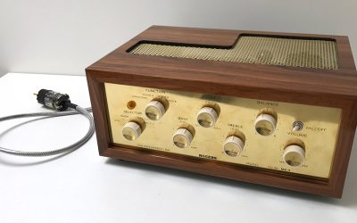 Amplificateur Rogers HG-88 mkII