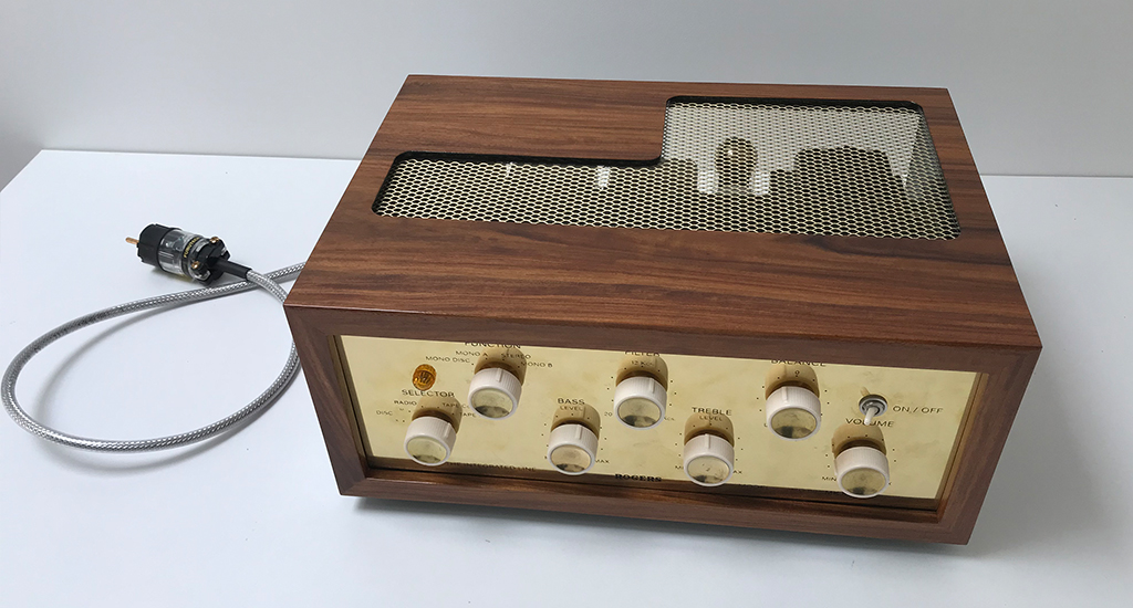 Ampli Rogers HG-88 mkII