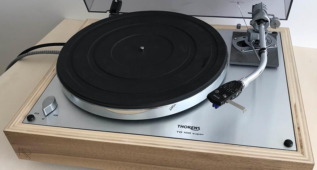 Thorens TD160 Super / SME 3009