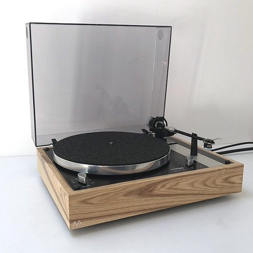 restauration platine vinyle