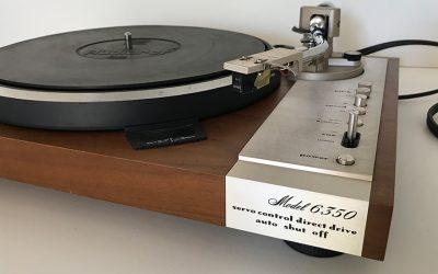 Marantz Model 6350, présentation.