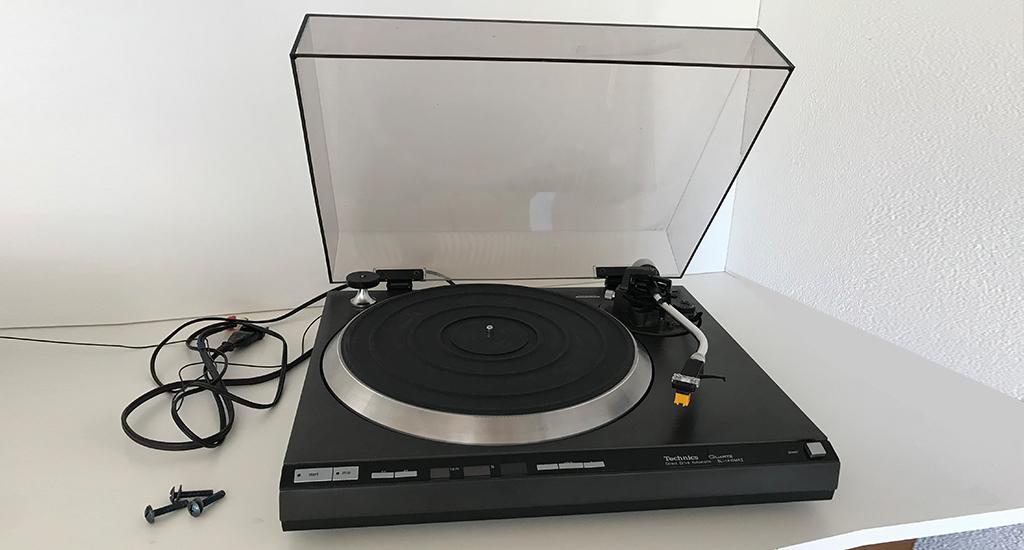 Technics SL-1410 mkII